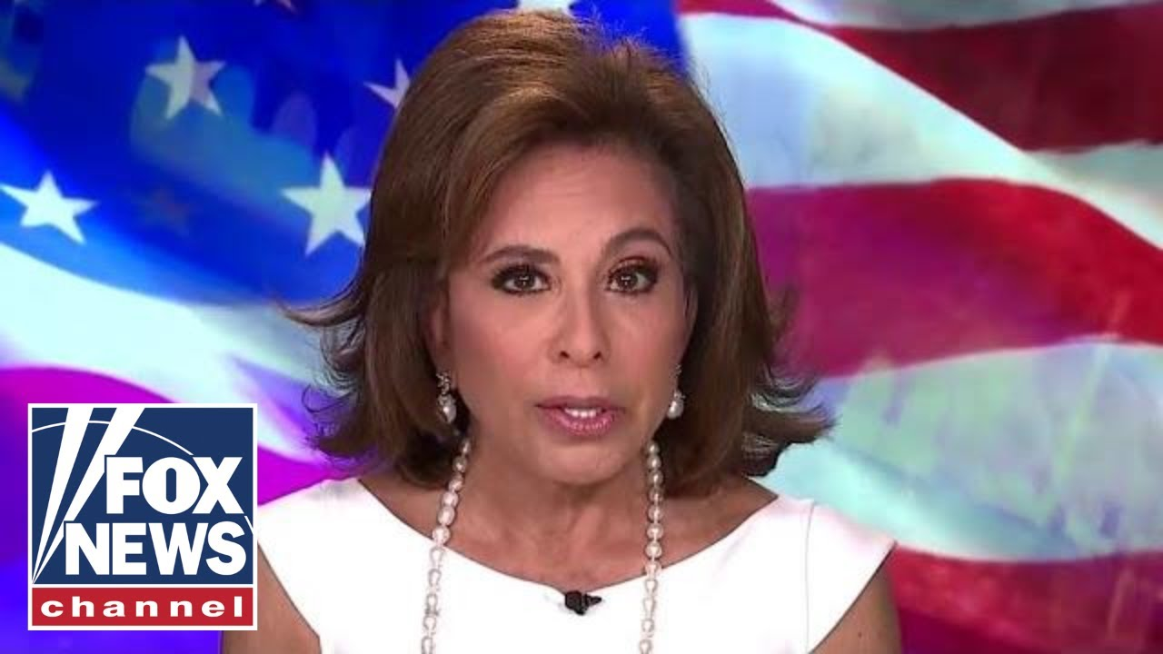 Judge Jeanine: The left's attempted coup d'état exposed