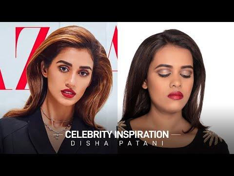 Celebrity Inspired Makeup | Disha Patani's Makeup Look | Celebrity Makeup | MyGlamm