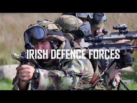 Irish Defence Forces 2020