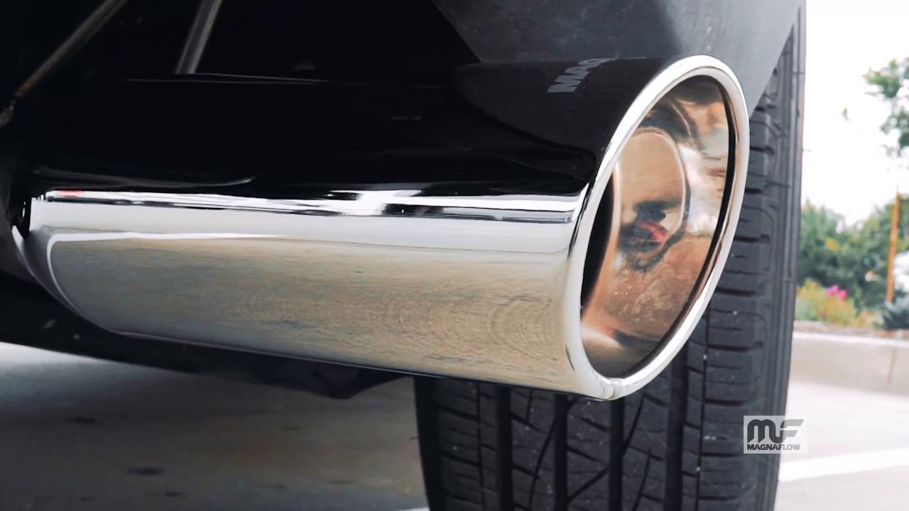 honda ridgeline performance exhaust system kit magnaflow  cat  youtube