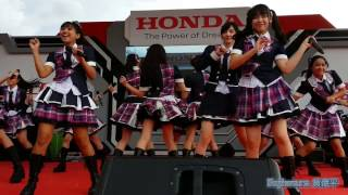 JKT48 Team T Part 1 Honda day 2016 ICE BSD