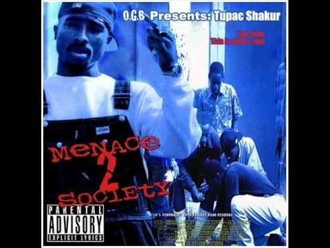 2Pac Ft Eazy E Ice Cube Menace II Society