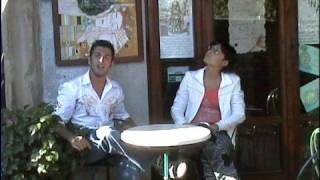 """Giganti """"Tema"""" cantata dal duo Tarù"""