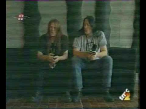 Sentenced - intervista (Interview Gods Of Metal 2000)