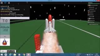 STS-80 - STS-Aspiration - ROBLOX NASA Mission