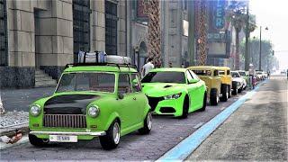 Movie Car Meet In GTA 5 Online