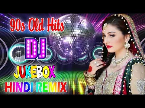 90's Old Hindi Dj Songs - New Indian Non-stop Party Mix Songs 2020 // HINDI DJ 2020 LIVE 🔴