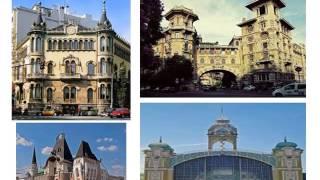 Архітектура як вид образотворчого мистецтва