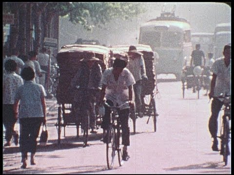 Shanghai forty years ago, part 1 上海40年前
