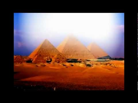 Cheops Activates the Great Pyramid of Giza from the CD