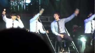 2AM Concert in Malaysia 2012 - Bila Terasa Rindu