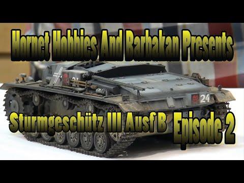 Sturmgeschütz III Ausf  B Episode 2 Mp3