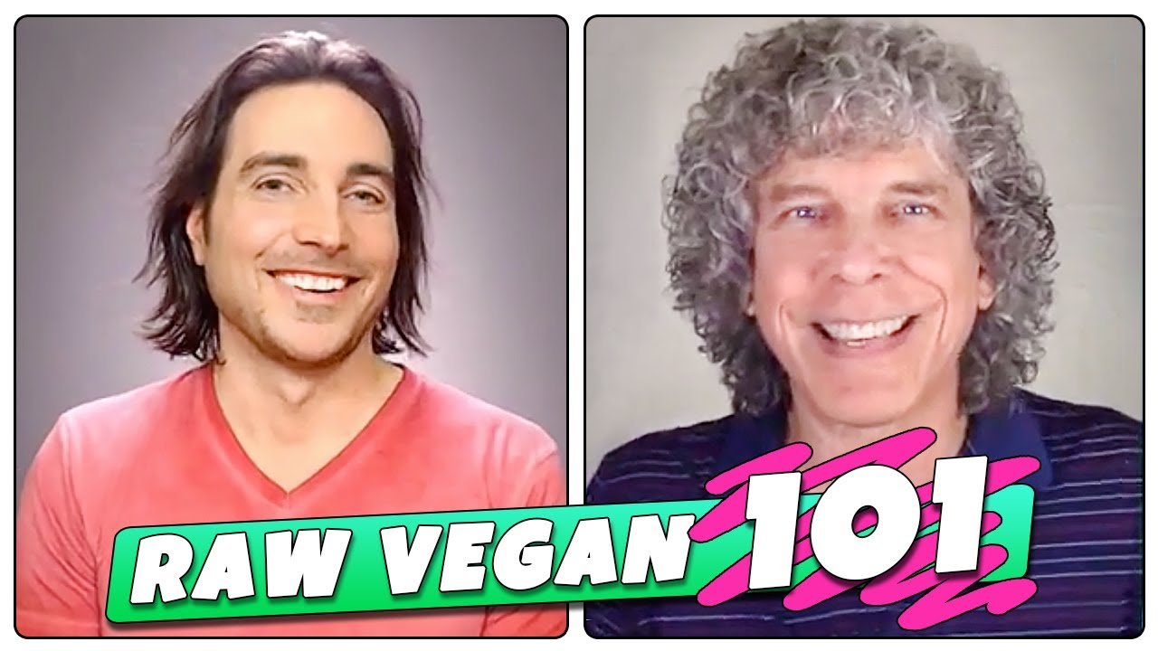 HAIR GROWTH BEST RAW FOODS? #252 - YouTube