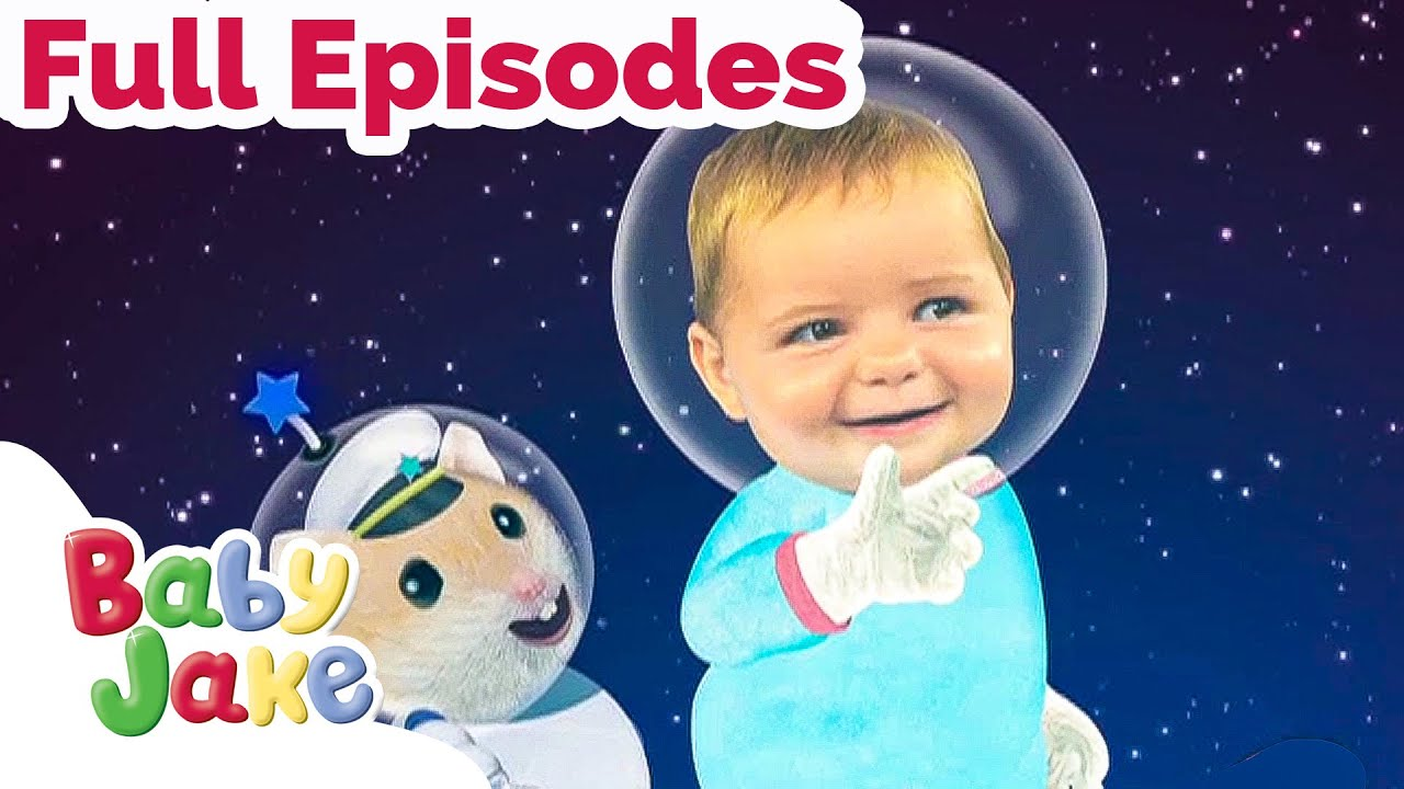 Baby Jake | Peek-A-Boo! 😊 | Episode 2 | Full Episodes