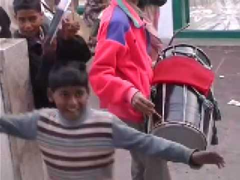 Malerkotla (Punjab): Dholis at Dargah of Haider Shaikh
