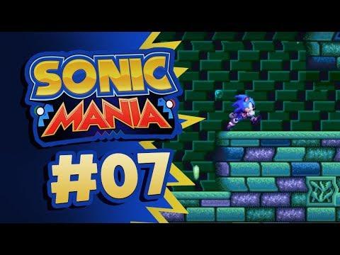(LW)Sonic Mania 7# Hydrocity Zone