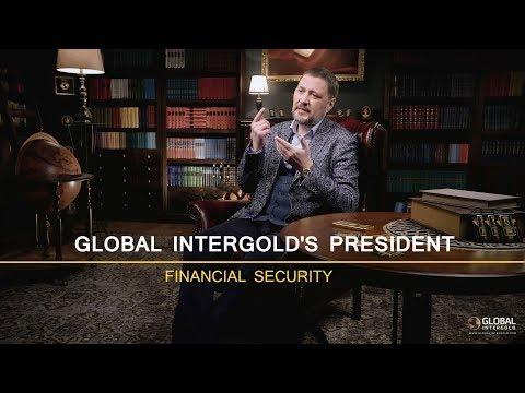 Financial Security|President of Global InterGold Dmitriy Aksyonov