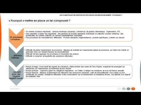 Webinar : Renouvellement des contrats d'assurance collectifs