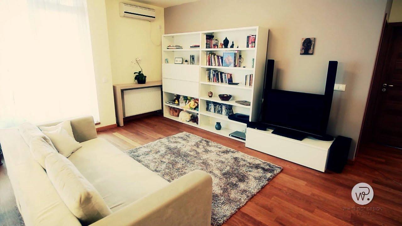 Amenajare apartament 2 camere youtube for Design apartment 2 camere
