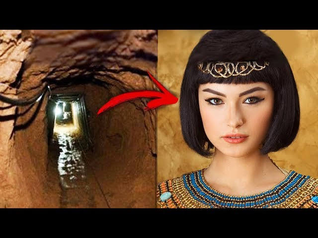 Archaeologists Believe They Have Located The Tomb Of Cleopatra