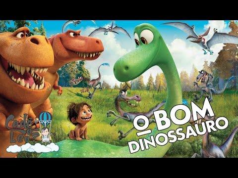Trailer do filme Está Faltando um de Nossos Dinossauros