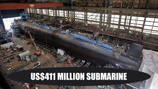 Chinese shipbuilder starts work on US$411 million submarine for Thai navy