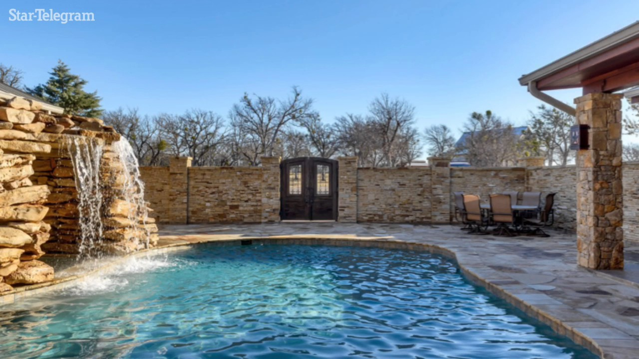 Take a look inside Graham's Wildcatter Ranch, on the market for $15 million