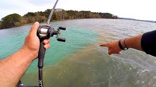 This is NOT what I Expected Bass Fishing an EPIC Lake!!
