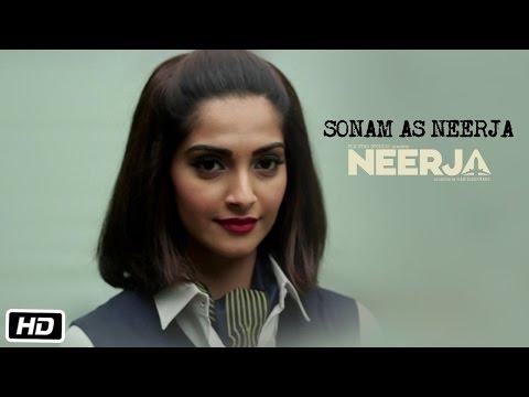 Making Of Neerja #3 : Sonam As Neerja Bhanot | Sonam Kapoor | Shabana Azmi