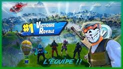 POUR MON RETOUR JE VAIS EXPLOSER LES TOP 1 SUR FORTNITE !!!