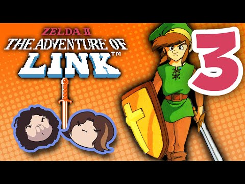 Zelda II: The Adventure of Link: Sacrilicious - PART 3 - Game Grumps