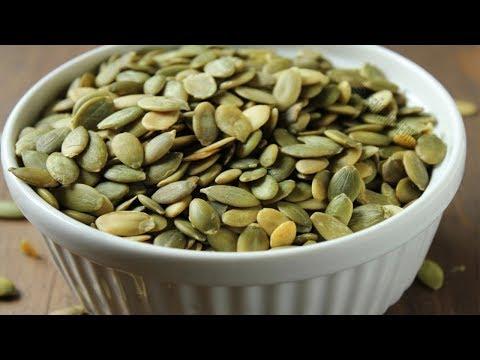 para la próstata es bueno comer semillas de calabaza youtube