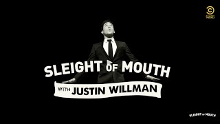 Sleight of Mouth with Justin Willman
