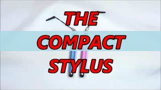 The Best Stylus for your Samsung S4: The Compact Stylus from Stylusshop.com