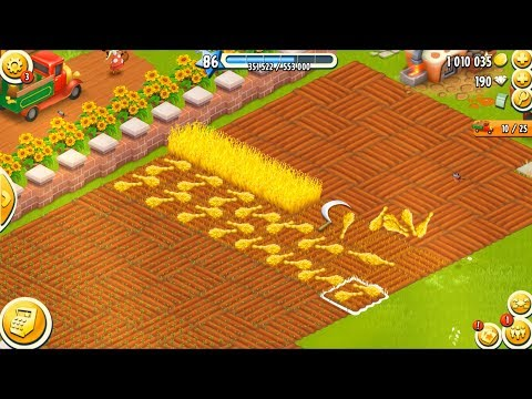 Hay Day Level 86 Update 11 HD 1080p