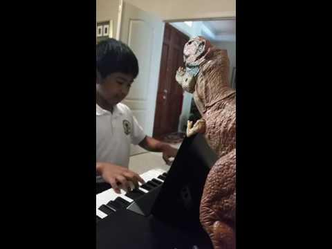Jurassic World Piano Outtakes