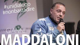 Gianni Maddaloni - Università del Dialogo - Sermig