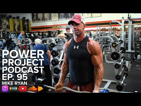 Mark Bells Power Project EP. 95 - Mike Ryan