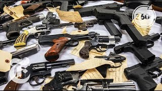 How New Jersey Got 4,775 Guns Back | Daily 360 VR | The New York Times