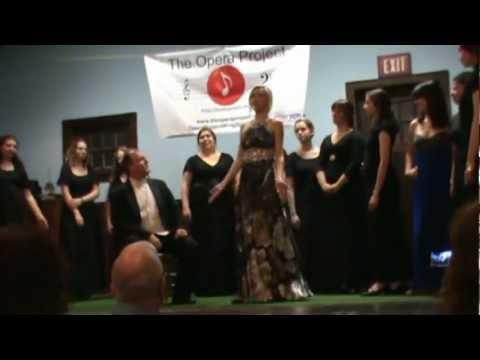 """""""Adele's Laughing Song""""- Die Fledermaus by Kelly McCarthy"""