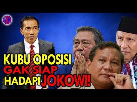 Ternyata, Kubu Oposisi Gak Siap Hadapi...