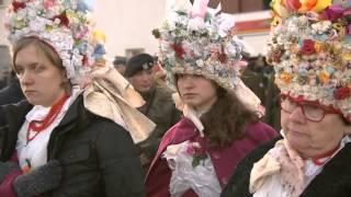 Uroczystości pogrzebowe O. Jana W. Góry, na Polach Lednickich
