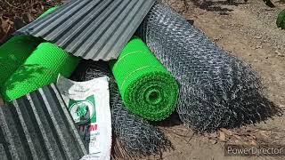 Chuồng sàn nuôi vịt - mô hình xây dựng cho khách