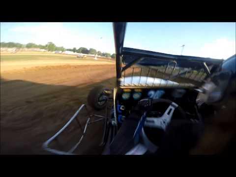 Lincoln Park Speedway Heat Race 08-15-15