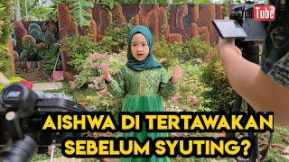 AISHWA DI TERTAWAKAN SEBELUM SYUTING?