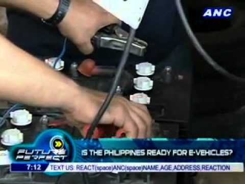 ANC Future Perfect: Is the Philippines Ready for E-Vehicles?