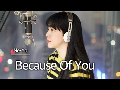 Because Of You  NeYo  Bubble Dia