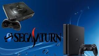 Yabause (Sega Saturn) Emulator for PS4