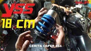 CERITA CEPER #54 CUSTOM YSS 18 CM, ANAK SULTAN MAH BEBAS!! / SNDLJPT #teamSAPUJALAN