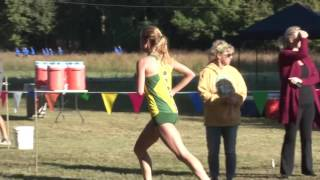Tech Cross Country at Ozarks Invite Highlights - 10/8/16